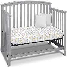Graco Freeport Convertible Crib Graco Freeport 4 In 1 Convertible Crib Review Pebble Gray