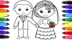 for children little bride and groom youtube videos for kids