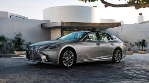 lexus convertible models 2018 2018 lexus ls 500 overview edmunds