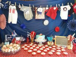 baby shower baseball theme s baseball baby shower baseball babyshower redwhiteblue