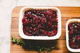 essential thanksgiving recipe spiced cranberry sauce kitchn