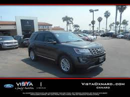 Ford Explorer Towing Capacity - ford explorer in woodland hills ca vista ford woodland hills