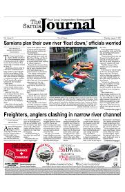 Jayco Finch Floor Plan by Sarnia Journal Aug 17 2017 By The Sarnia Journal Issuu