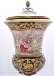 Sevres Vases For Sale Large 19th Century Sevres Vase For Sale At 1stdibs