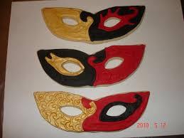 masquerade cookies s creative cakes cookies more