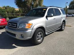 2002 toyota sequoia limited for sale used toyota sequoia for sale in ta fl edmunds