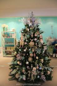 tree decorating ideas for 2013 copper and teal