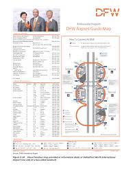 Map Of Dallas Fort Worth Airport by Chapter 2 The Customer Experience Guidelines For Improving
