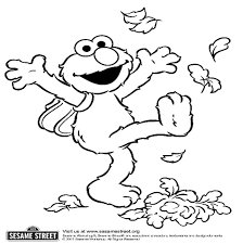Halloween Themed Coloring Pages by Elmo Coloring Pages 2 Coloring Page
