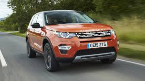 land rover car 2017 land rover discovery sport review top gear