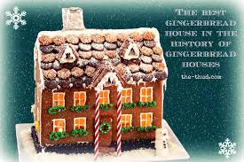 pattern for large gingerbread house pinterest challenge archives the thud