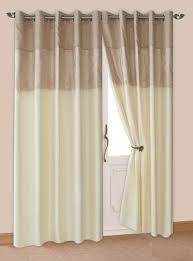 damask kitchen curtains cream u0026 beige colour modern floral damask ringtop eyelet lined