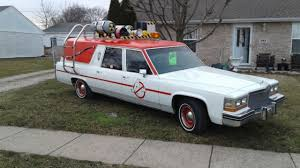 ecto 1 for sale cadillac hearse ghostbusters ecto 1 replica car for sale