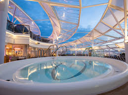 harmony of the seas the largest ship in the world wood and luxe
