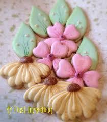 85 best flower platters images on pinterest flower cookies