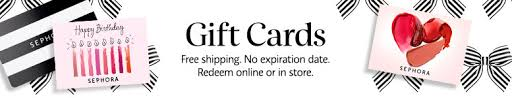 gift card online gift cards buy a gift card sephora
