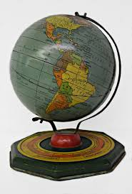 Earthbank Home Plans Globes Antique Children U0027s Globes