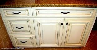 Antique White Kitchen Cabinets Lowes Bar Cabinet - Kitchen cabinet handles lowes