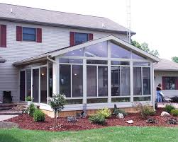 3 season porches hometime how to porches planning and layout three season sunroom