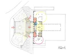 Floor Plan Of Museum Buffalo Museum Of Science Entrance Plaza Reuse Study Hhl Architects