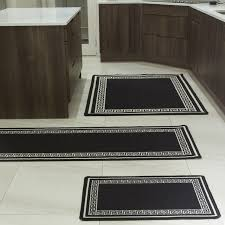 Black Kitchen Rugs Black Kitchen Rug Home Design Ideas And Pictures