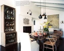 The Breslin Bar And Dining Room Black Bar Height Dining Room Table U2013 Folia