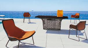 Outdoor Mesh Furniture by Kettal Outdoor Furniture The Maia Furniture Collection A Truly