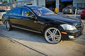 mercedes s550 2005 concept one wheels mercedes s550 with concept one rs 55 wheels