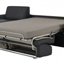 canap convertible couchage permanent canapé convertible couchage permanent canapé idées de décoration
