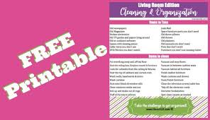 living room checklist 7 tips to a clean and organized living room isavea2z com
