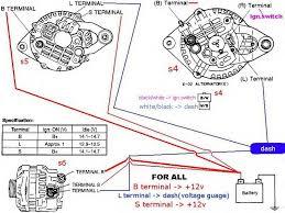 bosch alternator wiring diagram tamahuproject org
