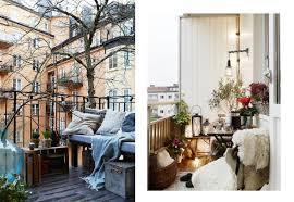 arredamento balconi balcone invernale piante e arredi per un look perfetto
