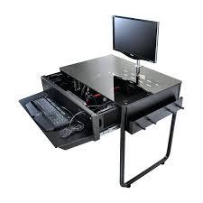 bureau pc design bureau ordinateur gamer racalisation et assemblage pc de pour pas