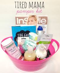 Gifts For Mothers At Christmas - tired mama pamper kit celebrating women u0027s health with walgreens