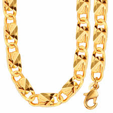 Gold Chain With Name Compare Prices On Men Necklace With Name Online Shopping Buy Low