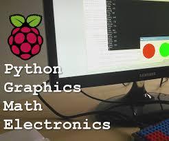 Sqrt 261 Raspberry Pi Gpios Graphical Interface Pyhton Math And