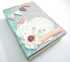 tutorial membuat scrapbook digital scrapbook mini album from used tea box scrapbook art craft my