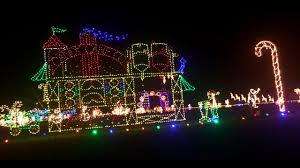 benson nc christmas lights meadow lights benson nc youtube