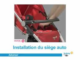 notice siege auto baby go 7 safety 1st advancer poussette