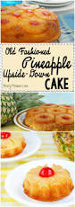 old fashioned pineapple upside down cake nerdy mamma