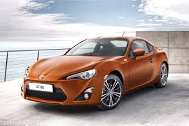 toyota new sports car toyota gt 86 sports car unveiled