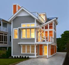 the new beach house