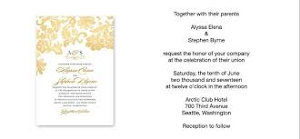 Invitation Card Matter Paperinvite Words Of Invitation Posh Words Response Cards By Mindy Weiss For