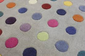 Multi Coloured Rug Uk Funk Spotty Multi Coloured Rugs Free Uk Delivery Capital Rugs