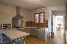 cuisine renove corsica sale in cala rossa charming villa with sea view