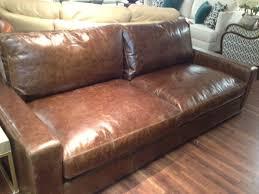 Lancaster Leather Sofa Best Popular Restoration Hardware Sleeper Sofa Property Prepare