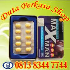 obat kuat pria alami maxman usa tablet original duta beauty