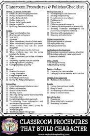 best 25 teacher checklist ideas on pinterest classroom