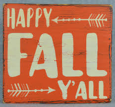 happy fall y u0027all wood hand painted sign thanksgiving fall