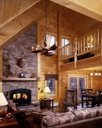 log home interior log home interior decorating ideas candresses interiors